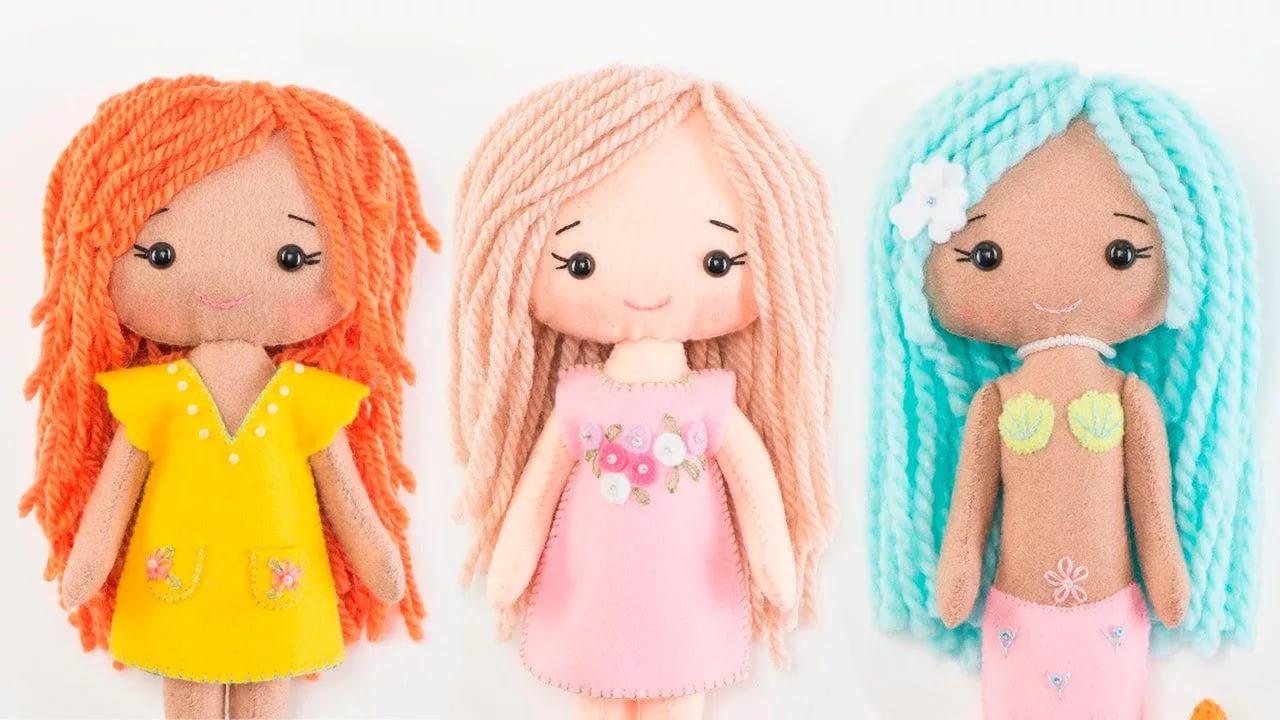 Делать игрушки для кукол своими руками 26